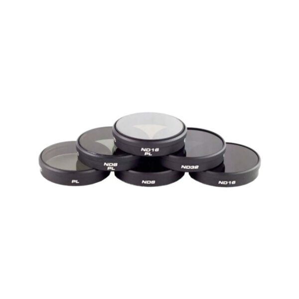 Polar Pro Inspire 1 / Osmo filter - 6 pack
