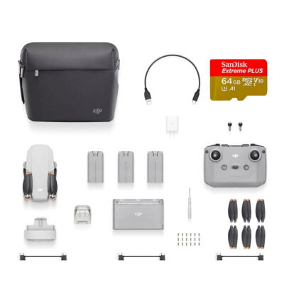 DJI Mini 2 Fly More Combo 64gb