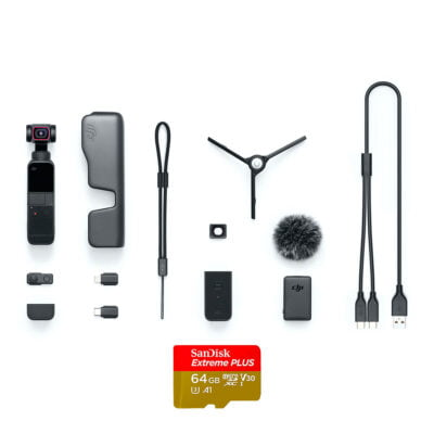 DJI Pocket 2 Creator Combo 64gb